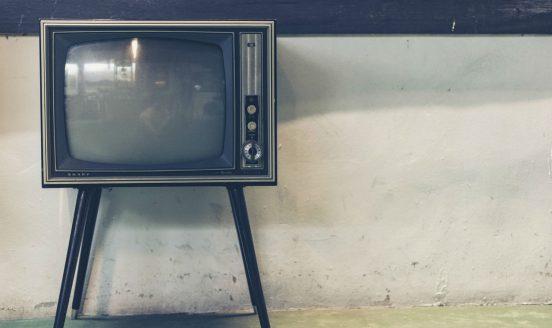 TV plafondbeugel